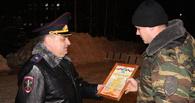 Бойцы тамбовского ОМОН вернулись из Чечни