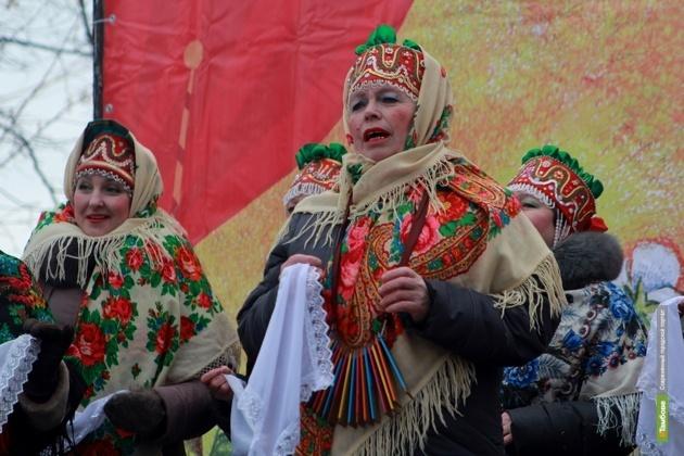 Рассказовцы поддержат украинцев песнями и танцами