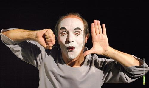 В Тамбов приедет немецкий пантомим