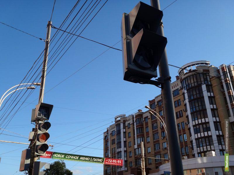 На перекрестке улиц Советской и Максима Горького обещают включить светофор