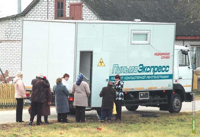 Врачи и чиновники доедут до каждого жителя тамбовской глубинки