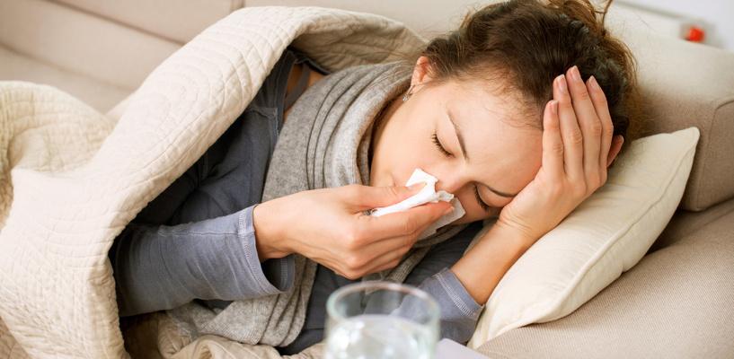 96% всех инфекционных заболеваний в регионе — это ОРВИ и грипп