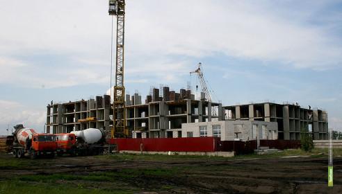 На севере Тамбова уже начали строить многоэтажки для льготников