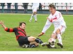 Тамбовский Спартак завоевал первое очко в первенстве России по футболу