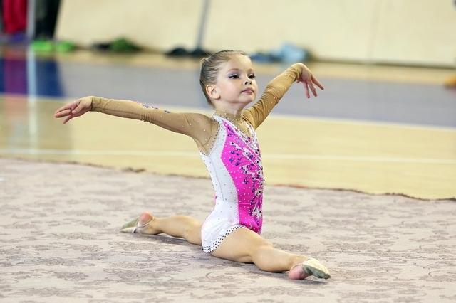 Тамбовские гимнастки завоевали 4 медали на межрегиональных соревнованиях