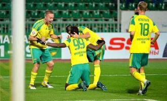 ФК «Тамбов» сразится с командой Премьер-лиги