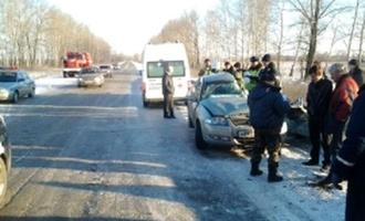 ДТП на трассе Тамбов-Пенза: четыре человека погибли, трое – в больнице