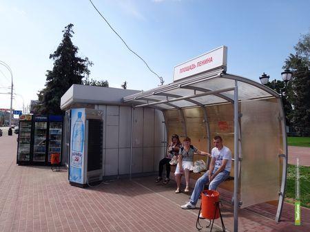 ВТамбове запретят продавать пиво на автобусных остановках