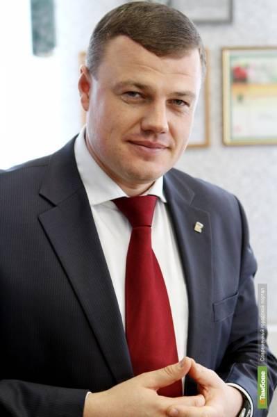 Андрей Пилипенко уступил пост руководителя Тамбовского отделения «Единой России» Александру Никитину