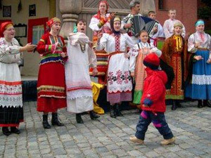 Скоморохи созовут тамбовчан на Покровскую ярмарку