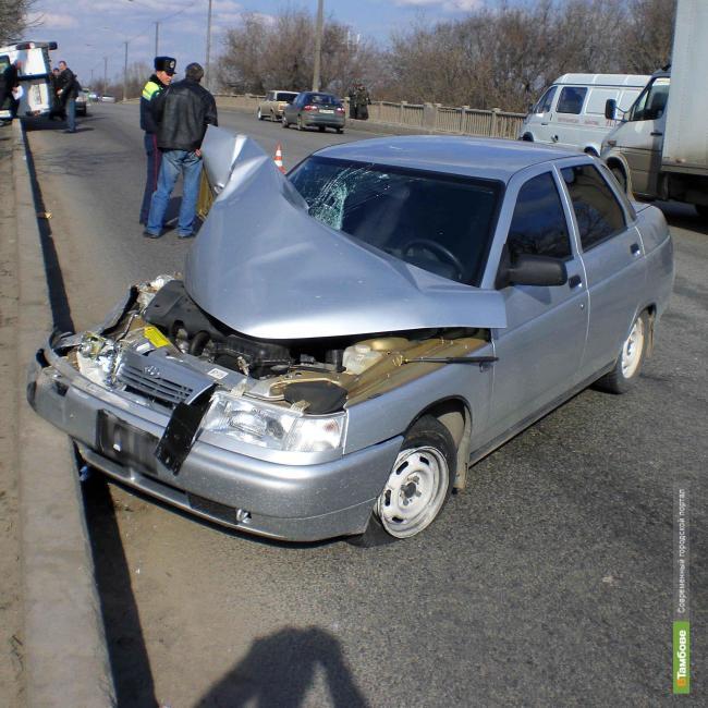 Тамбовчанин пострадал из-за оплошности водителя