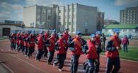 Студенты отметили 70-ю годовщину Победы легкоатлетическим пробегом