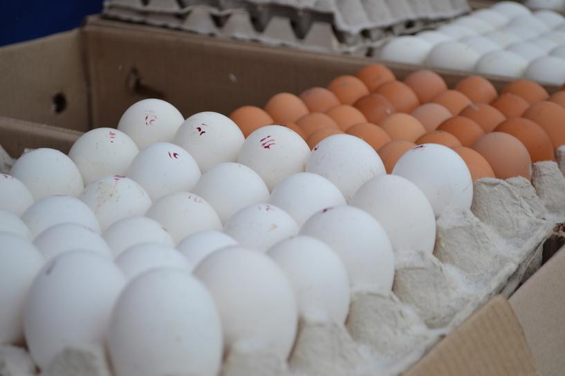 В регионе подорожали картофель, молоко и яйца