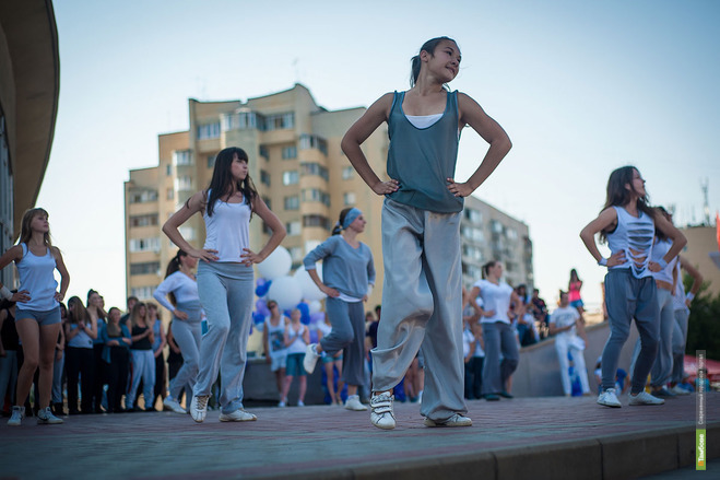 На фестиваль «Танцуй, Тамбов» завершился прием заявок