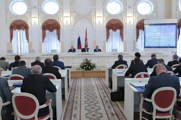 Олег Бетин поучаствует в заседании Президиума Коллегии Министерства регионального развития РФ