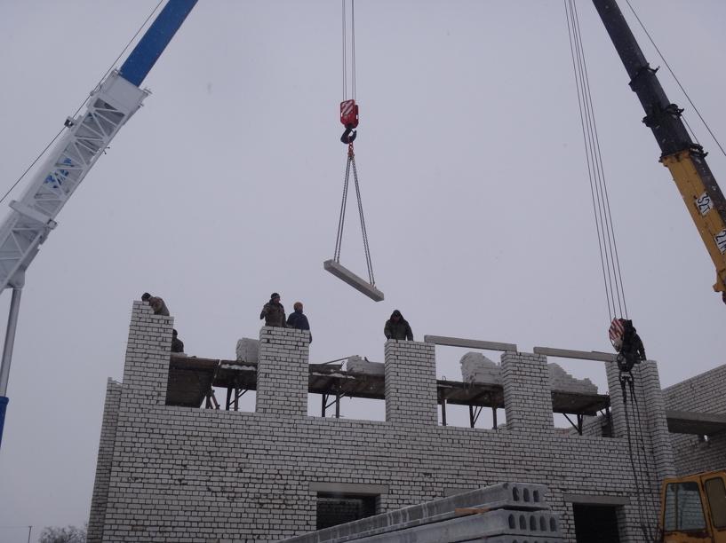 В центре спортивной подготовки «Академия футбола» завершаются строительные работы
