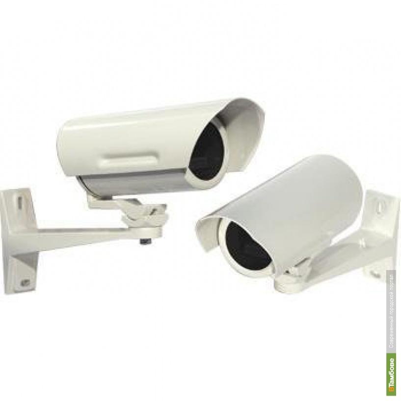 В Тамбове школьники разбили две камеры видеонаблюдения