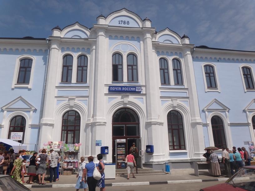 Тамбовский почтальон поедет на ведомственный конкурс в Рязань