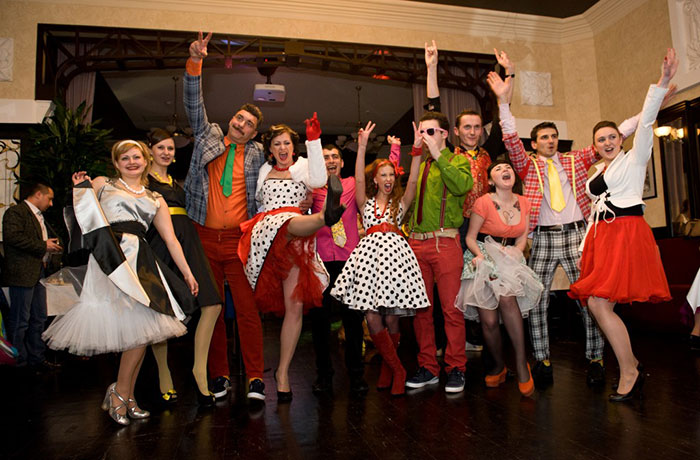 Творческое объединение ShowTime приглашает тамбовчан на ретро-вечеринку