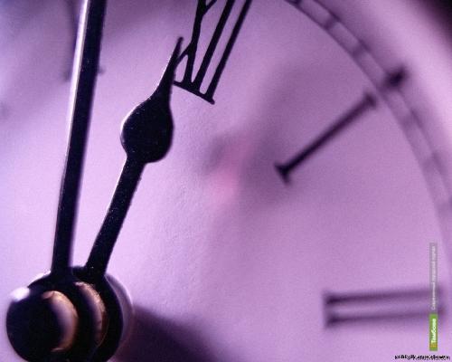 В России устанавливается девять часовых зон
