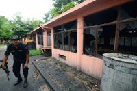 В Индии взорвали храм, где достиг просветления Будда