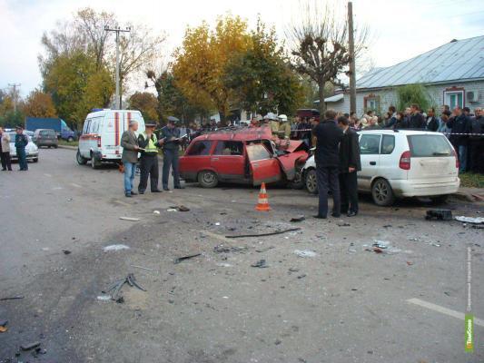 Экспертиза подтвердила: водитель, виновный в ДТП на Гагарина, был пьян