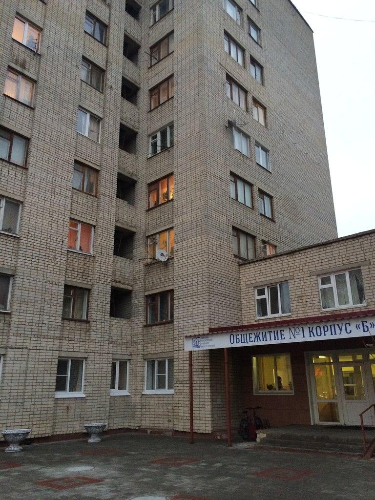 Приезжим учащимся ТГУ придется временно переселиться из одного общежития в другое