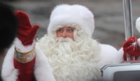 Дедушка Мороз отправляется в предновогоднее турне по России