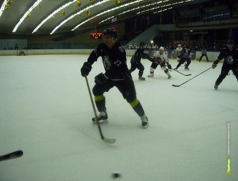 Хоккеисты из Тамбова вернулись с победой