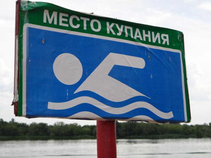 Купаться в районе Кривого моста опасно для здоровья