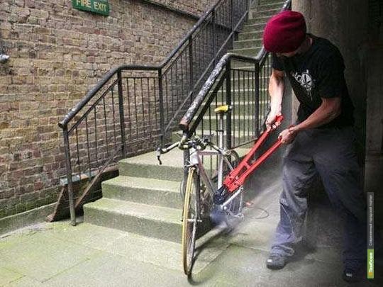 Тамбовские воры украли 6 велосипедов
