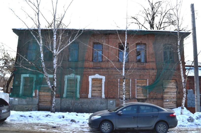 Дом городского головы Потапова: ускользающая история