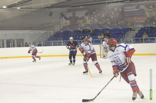 В Тамбове пройдет Матч всех звезд по хоккею