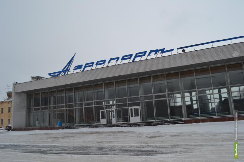 Самолеты из Тамбова в Москву перестанут летать через неделю