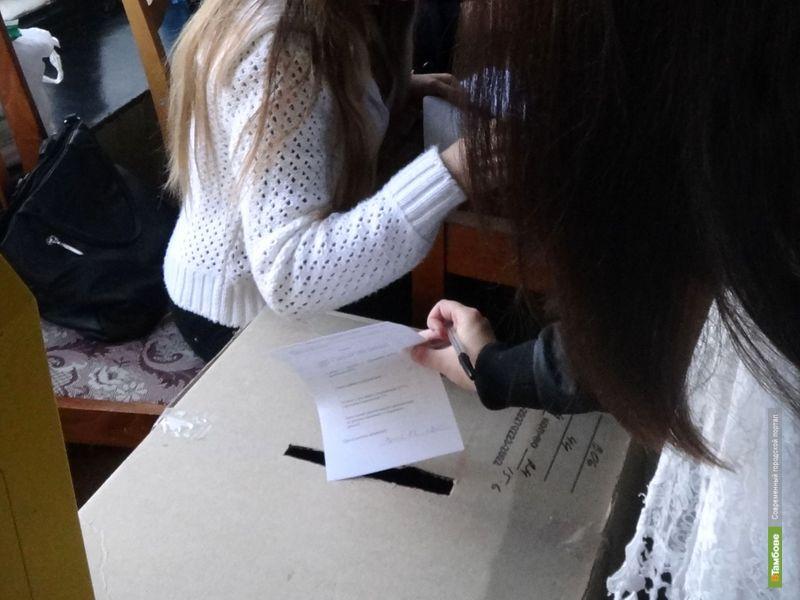 В ТГТУ проходит референдум: студенты решают, в каком вузе будут учиться