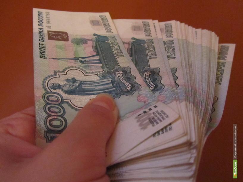 Тамбовчанин задолжал 100 тысяч рублей по алиментам