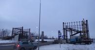 В Тамбове начали строить новый «надземник»