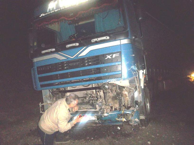 В Тамбовской области в результате ДТП погиб молодой мужчина
