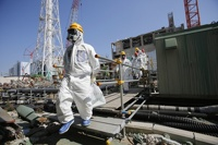 Постоянные утечки на «Фукусиме» хотят остановить с помощью вечной мерзлоты