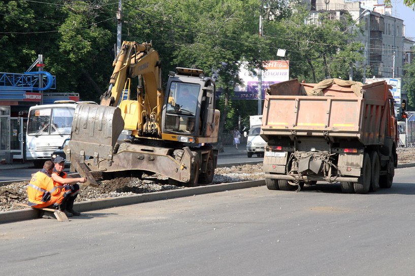 Гаишники будут контролировать строительство дорог