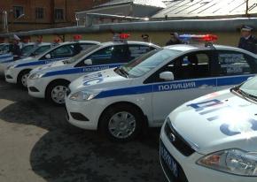 Тамбовскому ОМОНу подарили автобус