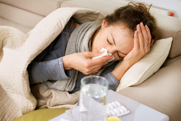 В регионе отмечают рост инфекционной заболеваемости