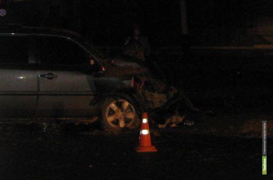 В ДТП на Тамбовщине пострадало 2 человека