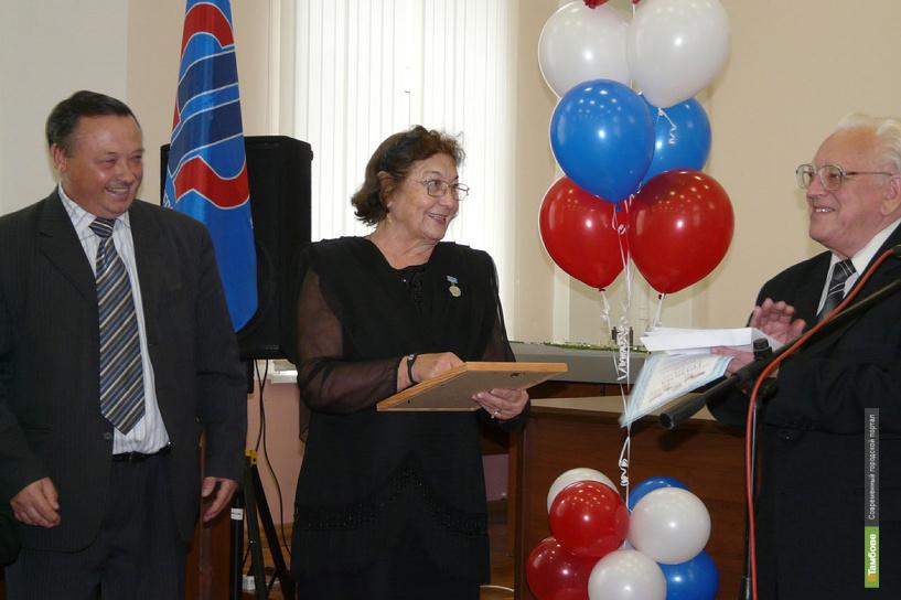 Тамбовский «Союз пенсионеров» взял «серебро» на всероссийском конкурсе