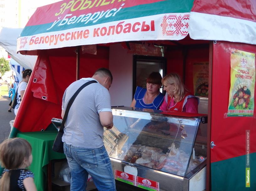 Белорусские бизнесмены готовы сотрудничать с Тамбовом