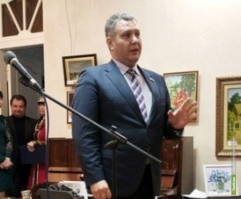 Депутат облДумы подарил музею телефон