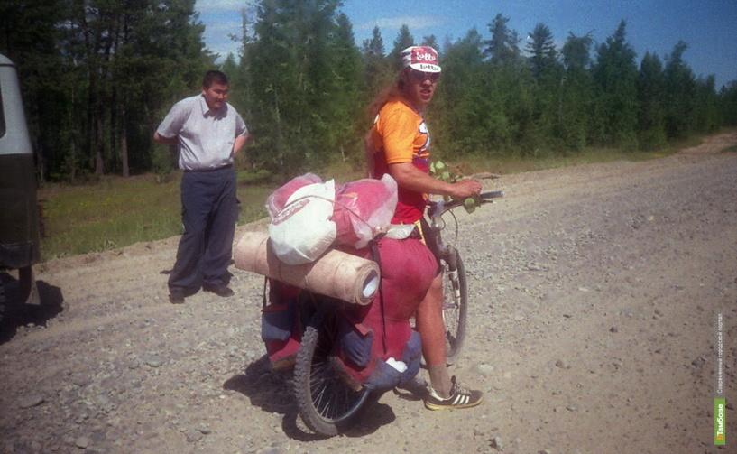 Тамбовскому велогонщику Осипову США отказали в визе