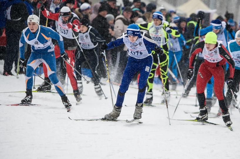 В Тамбовской области пройдёт лыжный марафон
