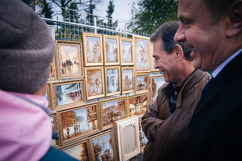 Участники Покровской ярмарки выразили признательность главе города Тамбова