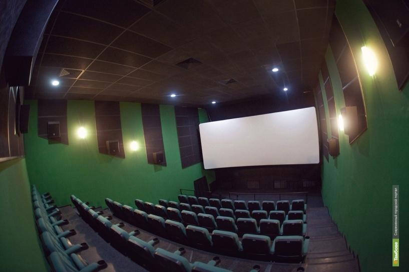 В Уварово открылся современный кинозал «Арбат»